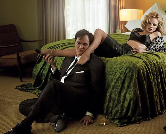 - Quentin Tarantino e Diane Kruger -